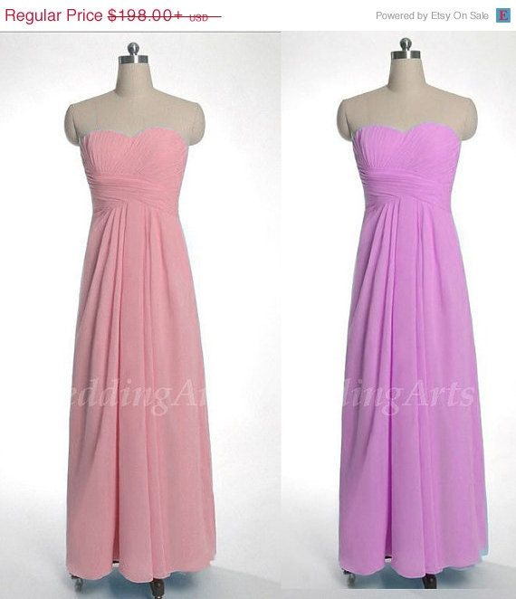 On sale 30% off Bridesmaid dress FORMAL dress by WeddingArts