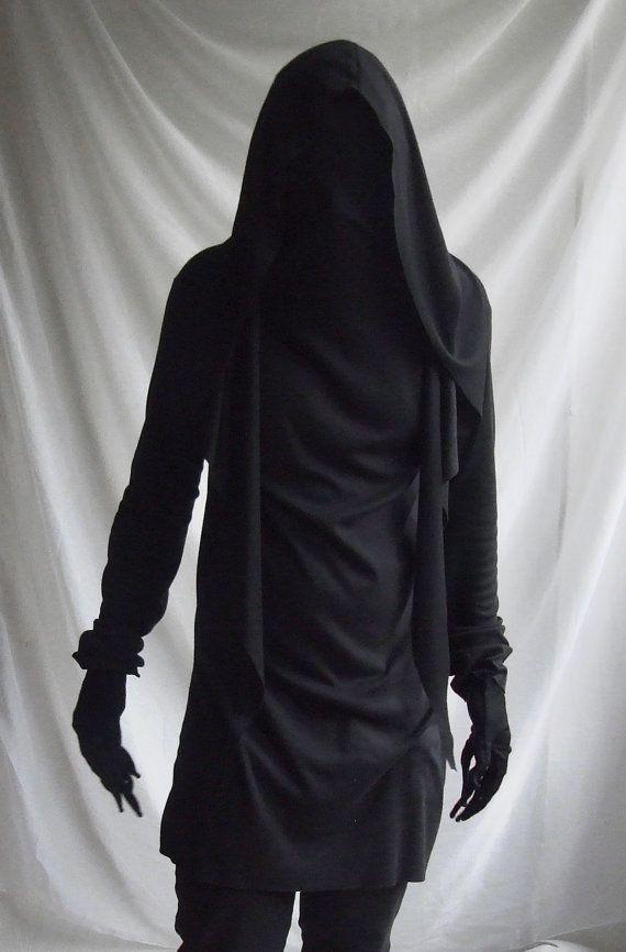 Maxi coude gardes Medium Noir T.H.E