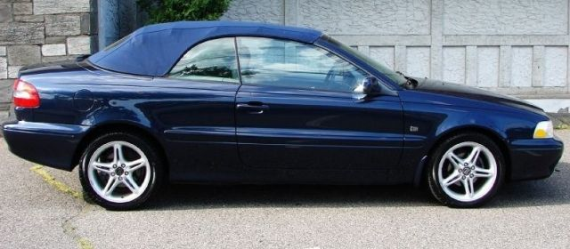 Finally A Car With Lots Of Pics My 1999 Volvo C70 Convertible Had