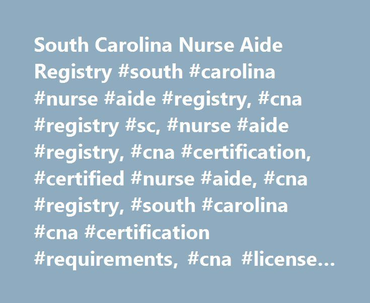 Free Professional Resume Cna Certification Verification