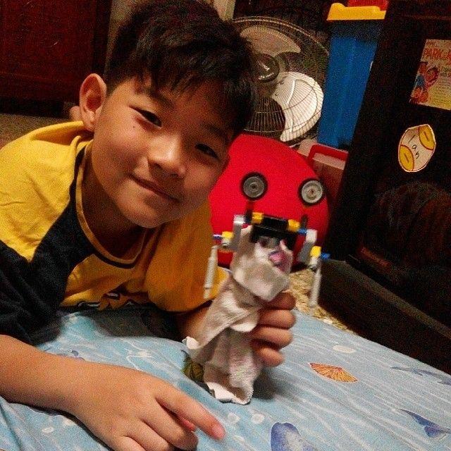 Me & my Rebot Friend. #LEGO