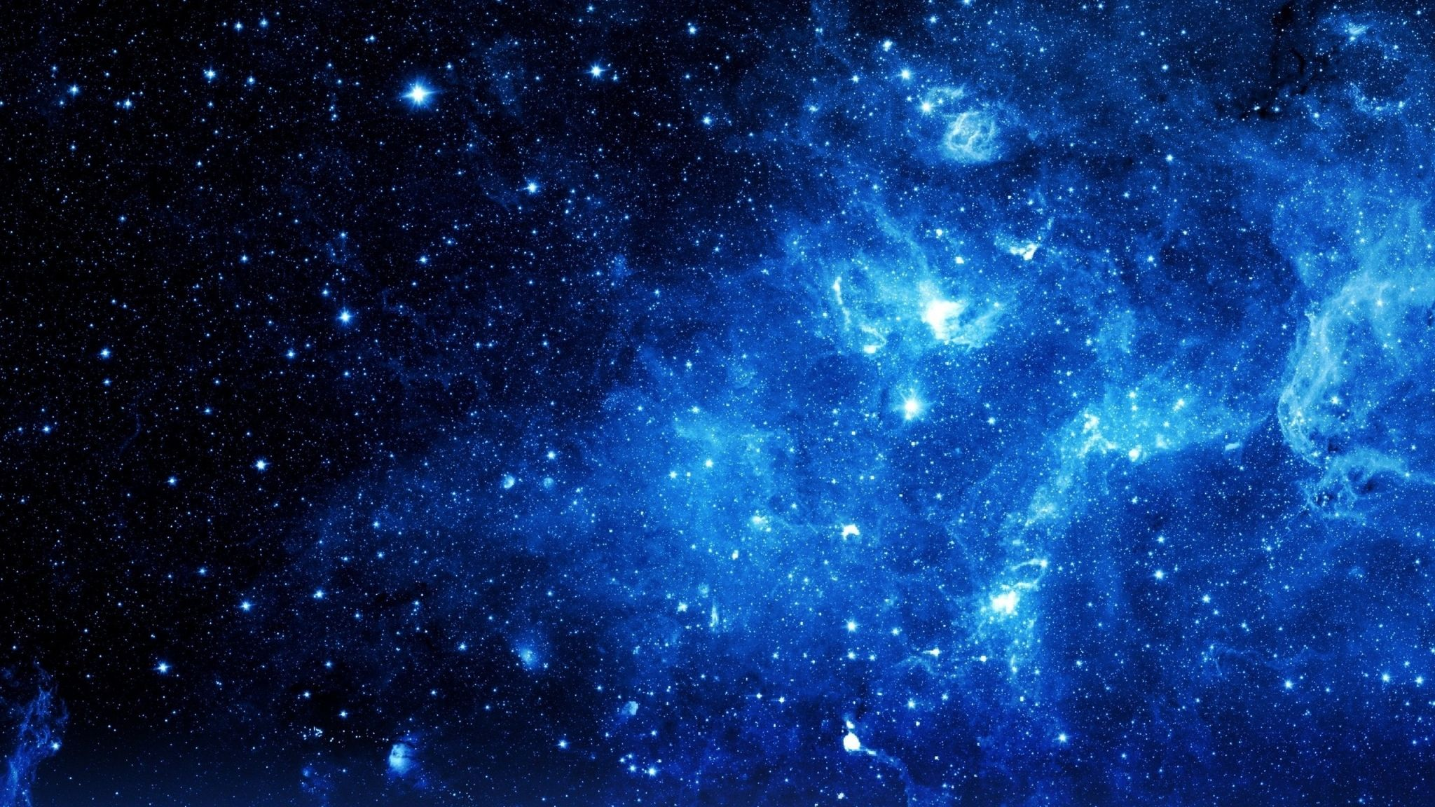 Papel De Parede Galaxia Azul - Pesquisa Google