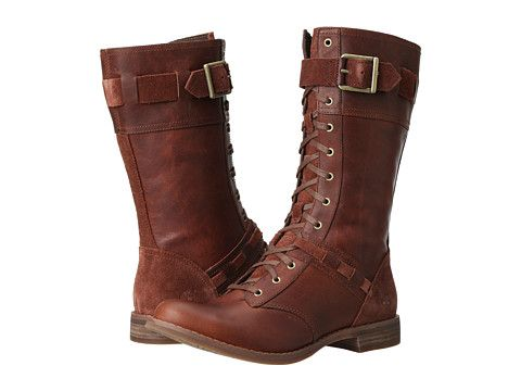Timberland Earthkeepers Savin Hill Mid Boot Dark Brown Forty Leather -  Zappos.com Free Shipping
