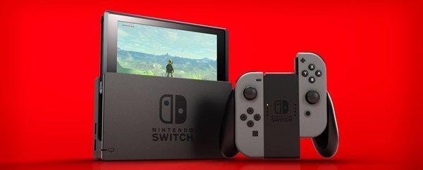 Hoje, 3 de março de 2017, o Switch é lançado com uma proposta ambiciosa