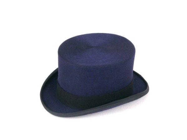 7cd4d36e3 Christys Traditional Black Wool Felt Top Hat - Black | Formal Hats ...