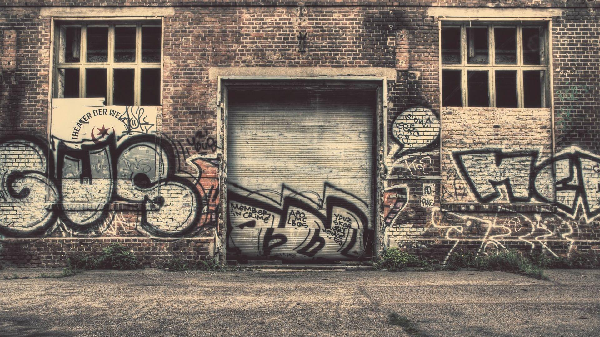 Graffiti City Wall Street