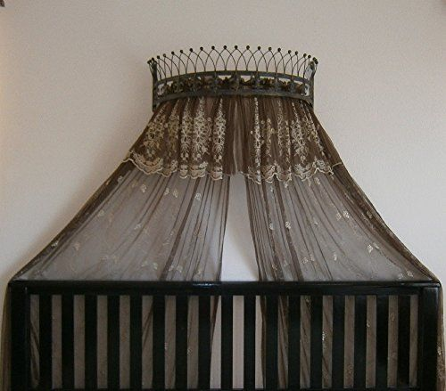 Metal Crown Wall Decor metal crown wall sculptures teester bed canopy drapery hardware