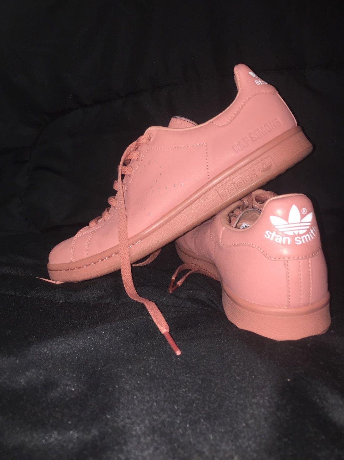 Raf Simons Raf Simons Adidas Leather Size 9 $275 - Grailed