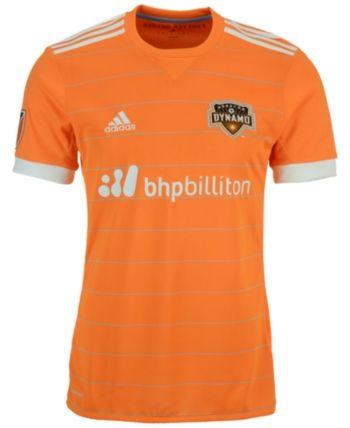adidas Men s Houston Dynamo Primary Replica Jersey - Orange XXL ... 7307795ef