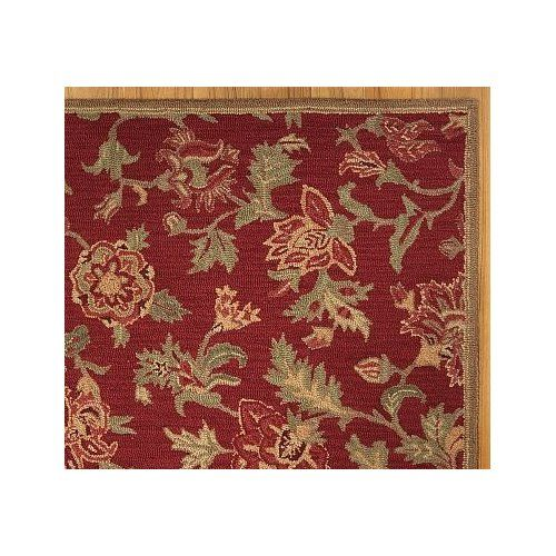 pottery barn palampore rug | rugs | pinterest | best floral rug
