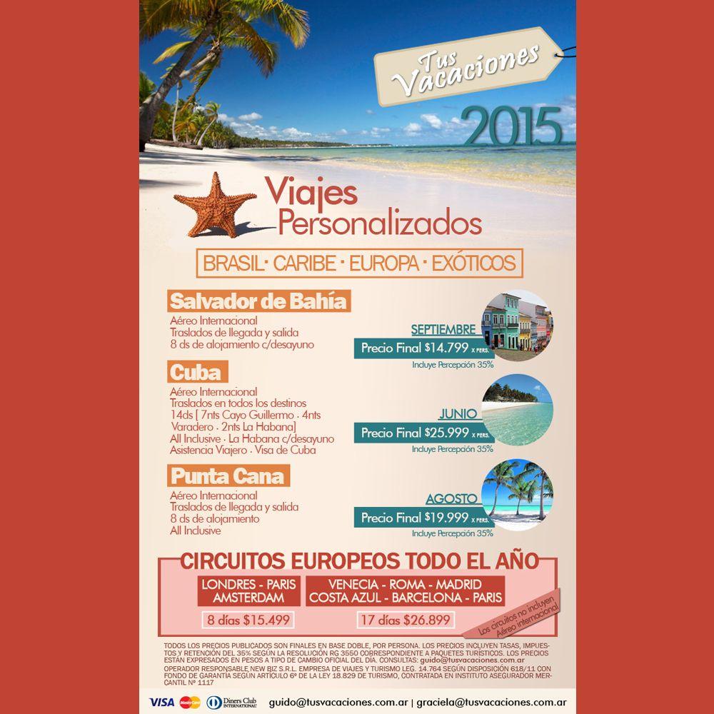Flyer Promocional Viajes Turismo Paquetes Destinos Vacaciones Descanso Diseno Grafico Web Disenografico Viajes Disenos De Unas Vacaciones