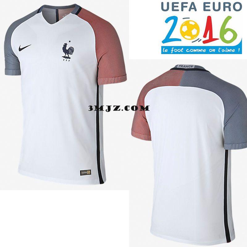 nouveau maillot football euro 2016 france exterieur pas cher