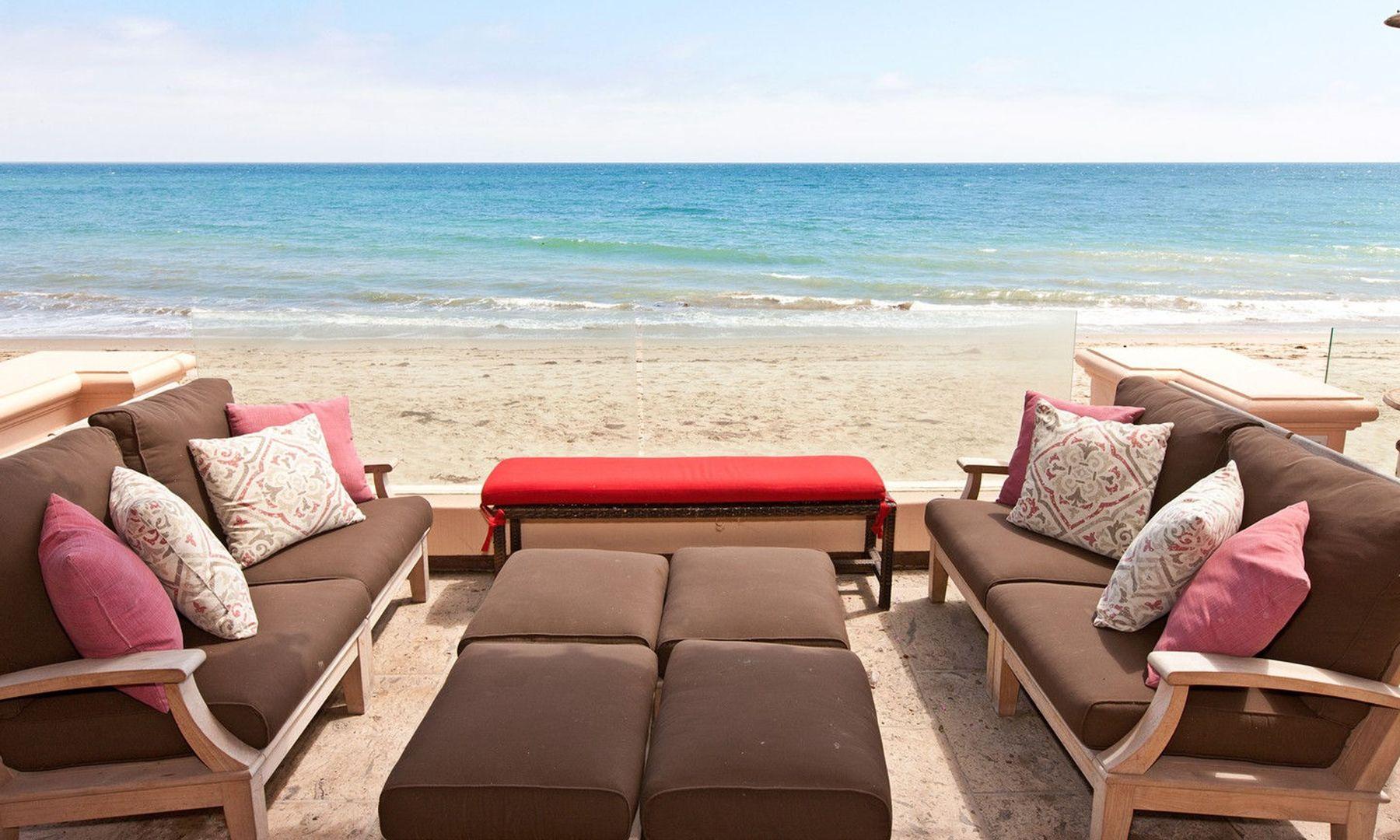 Mariah Carey's 30 Million Malibu Summer Rental Home