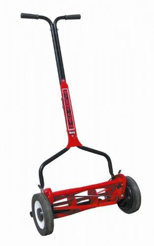 SALE Mascot Silent Cut 18 Deluxe Reel Mower | Backyard