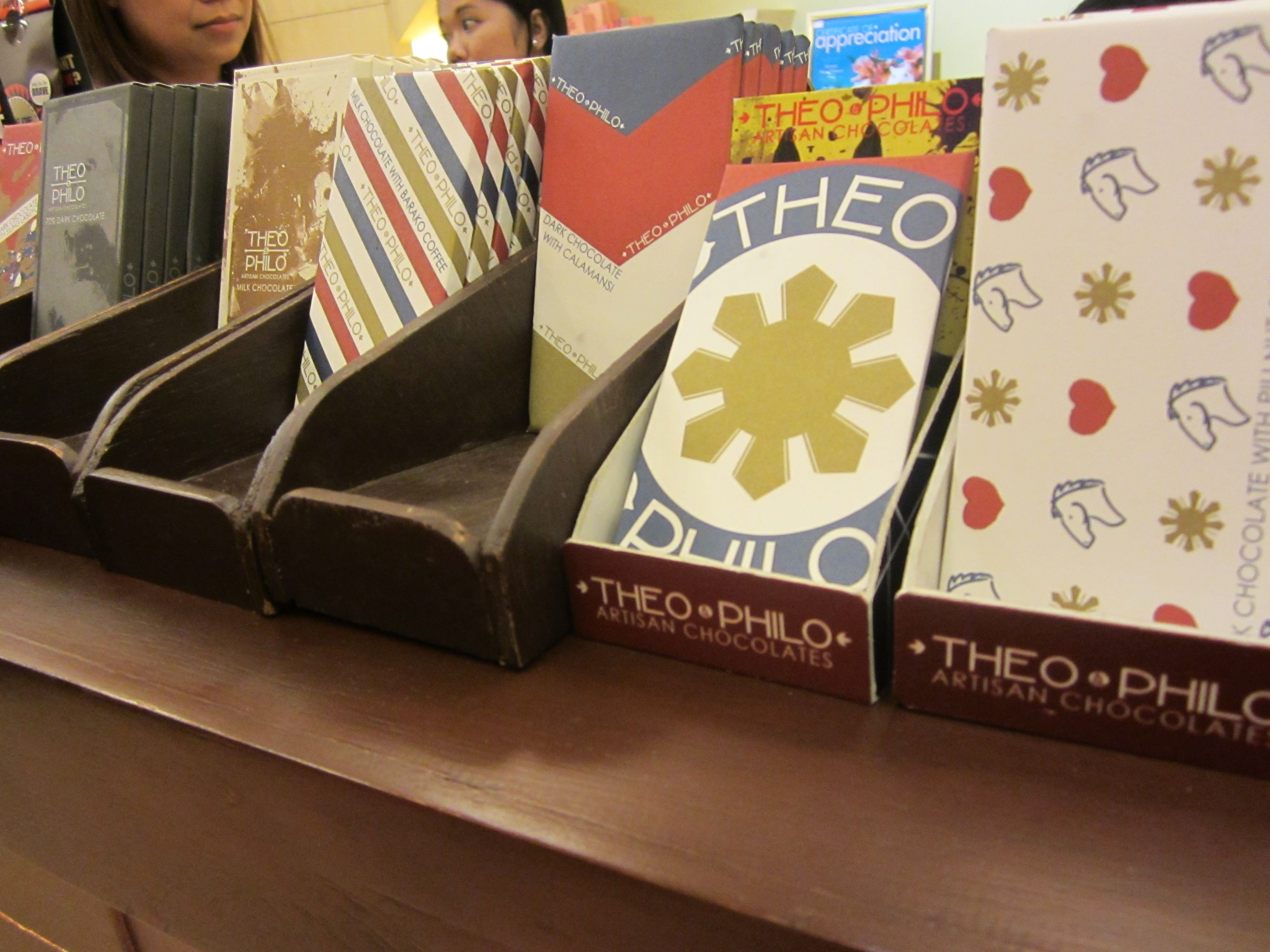Theo & Philo Chocolates. The first bean to bar chocolate in the ...