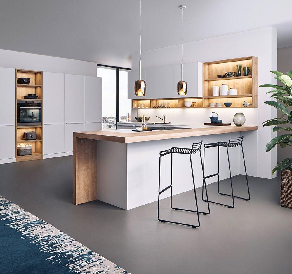 34 Fabulous Contemporary Kitchen Design Ideas