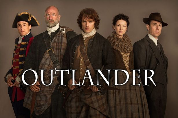 Image result for cast of outlander