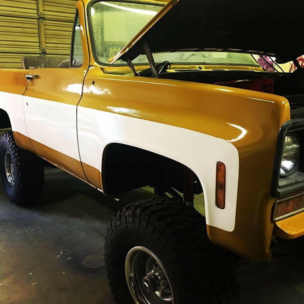 1974 Chevrolet Blazer Chevrolet Blazer Chevy Blazer K5 Chevrolet