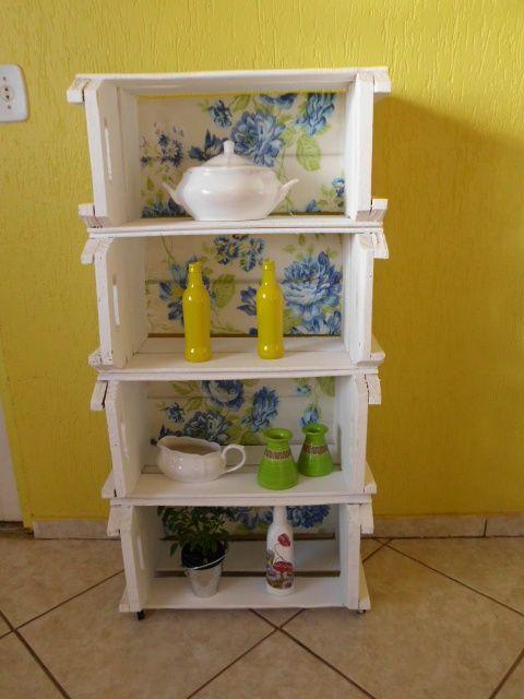 estantes forrados com tecido - Pesquisa Google