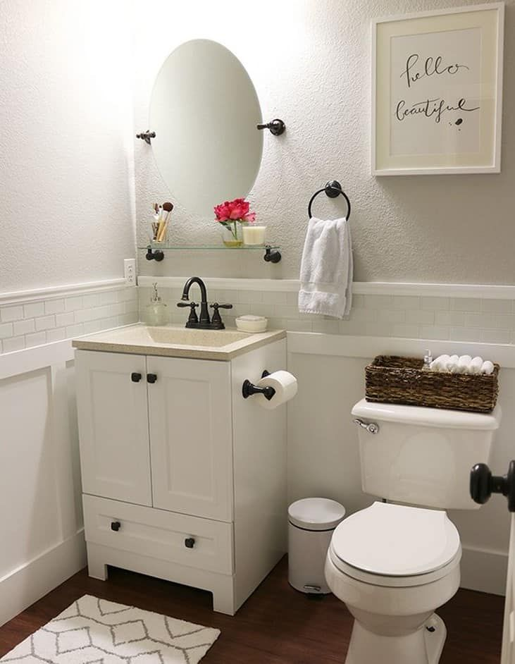 21 Best Bathroom Remodel Ideas Pictures Small bathroom, Budgeting
