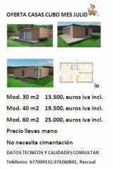 MIL ANUNCIOS.COM - Cube. Casas prefabricadas cube en Murcia. Venta de casas prefabricadas de segunda mano cube en Murcia. casas prefabricadas de ocasión a los mejores precios.