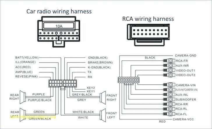 Pioneer Deh 2100ib Wiring Diagram