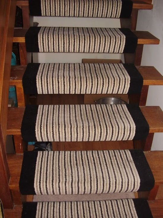 Good One Should Pay Great Attention Towards The Quality Of The Stair Carpet Tread  While Choosing Because