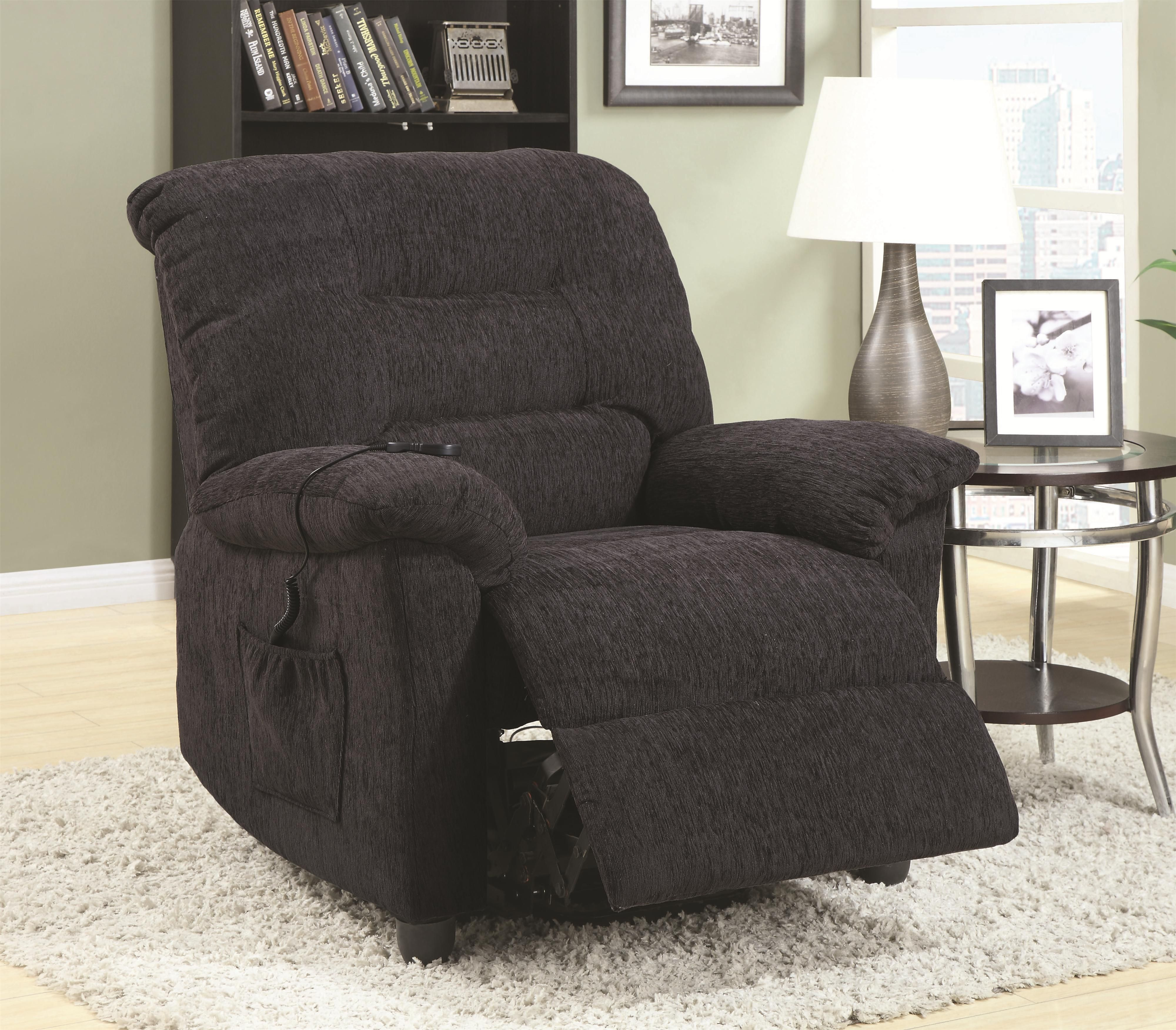 Furniture Store Recliners Power Lift Recliner With Remote Control