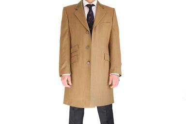 Ropa: El abrigo Chesterfield