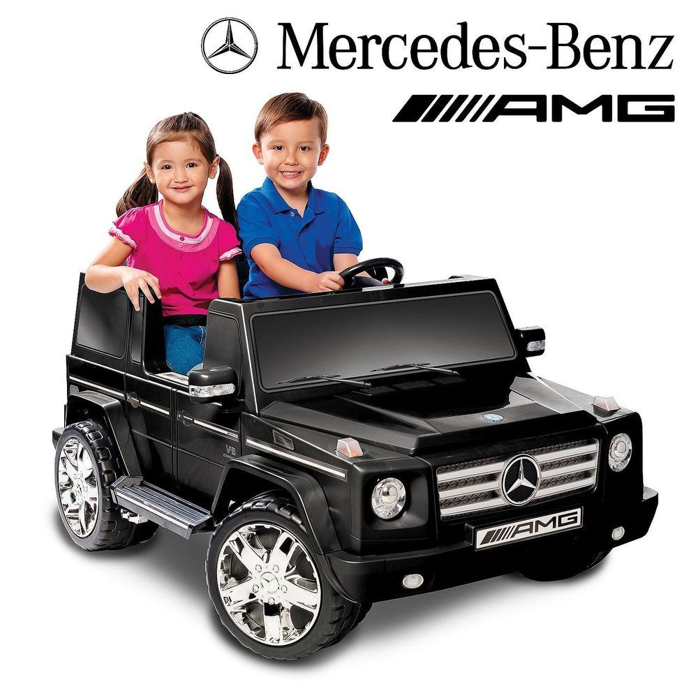 Kids Ride On Car Electric Battery Powered Outdoor Toy 12V