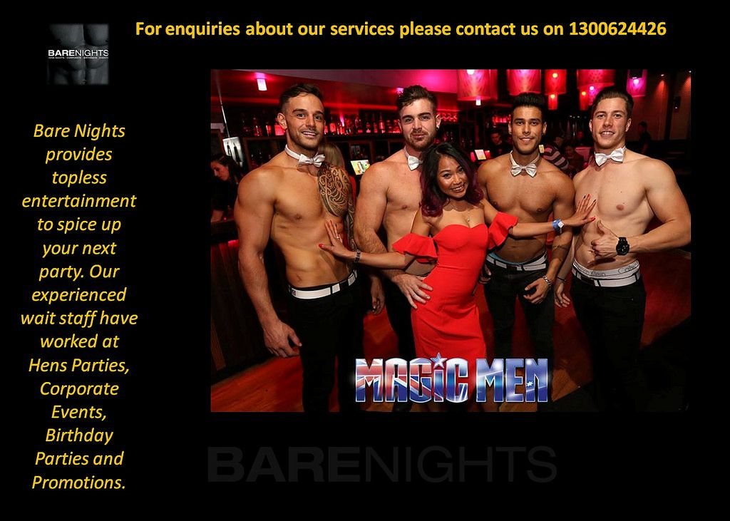 Hens Night · Livros · https://flic.kr/p/C3fbFQ | Male Strip Clubs -