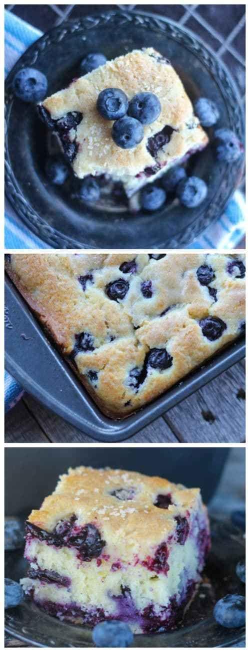 Buttermilk Blueberry Explosion Cake Buttermilk Blueberry Cake Snack Cake Summer Spring Baking Dessert Spring Baking Cake Recipes Baking