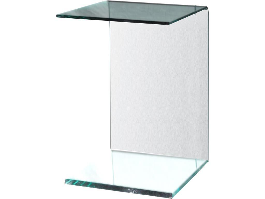 beistelltisch glas 60 cm hoch icnib. Black Bedroom Furniture Sets. Home Design Ideas
