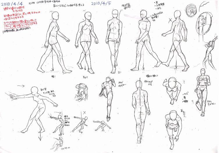歩く ポーズの画像検索結果 動き In 2019 イラスト チュートリアル