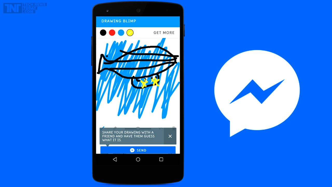 Facebook Messenger Gets Its First Game To Keep You Hooked