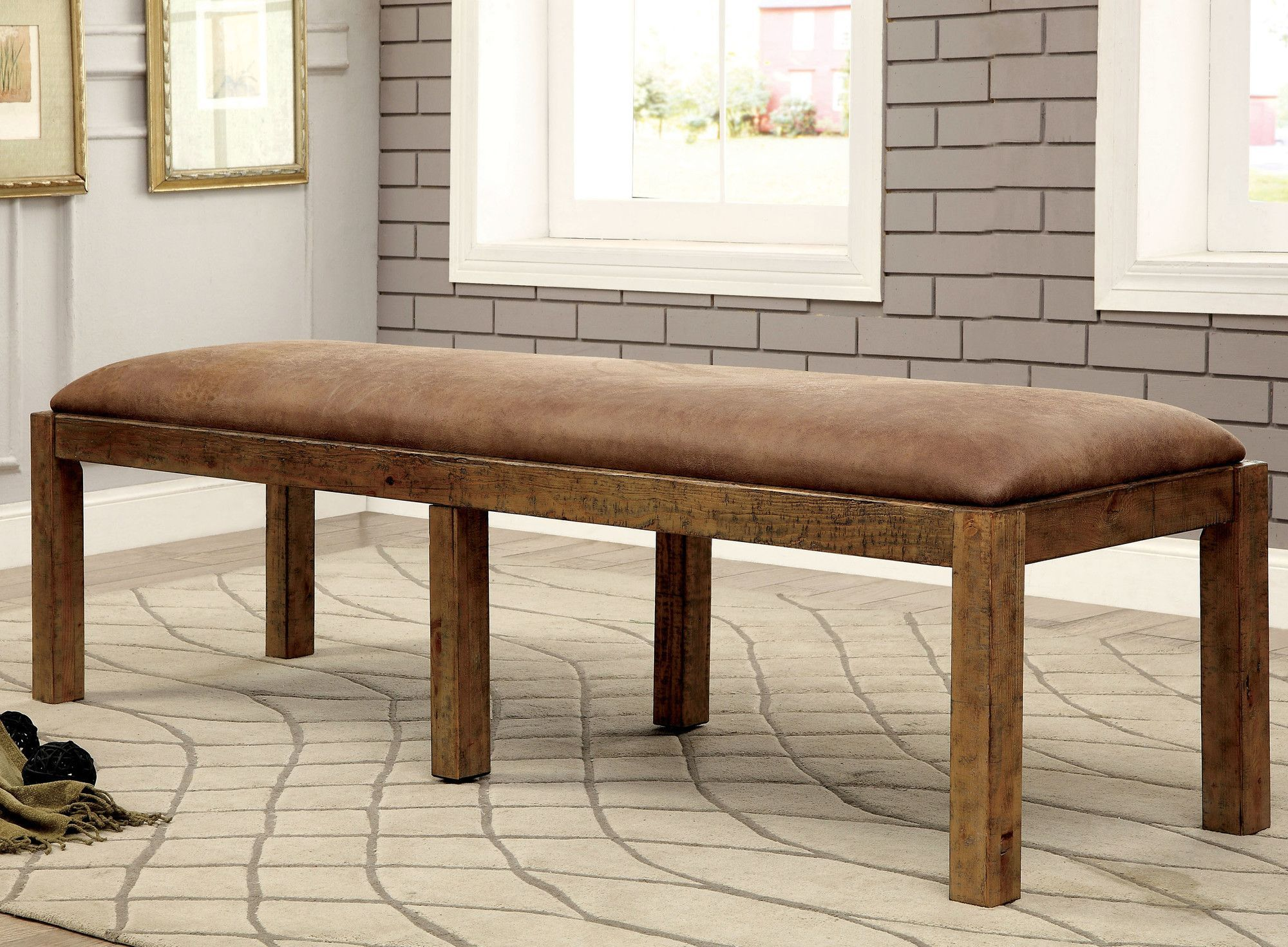Kitchen table benches  Galleano Wood Kitchen Bench  Products  Pinterest  Kitchen benches