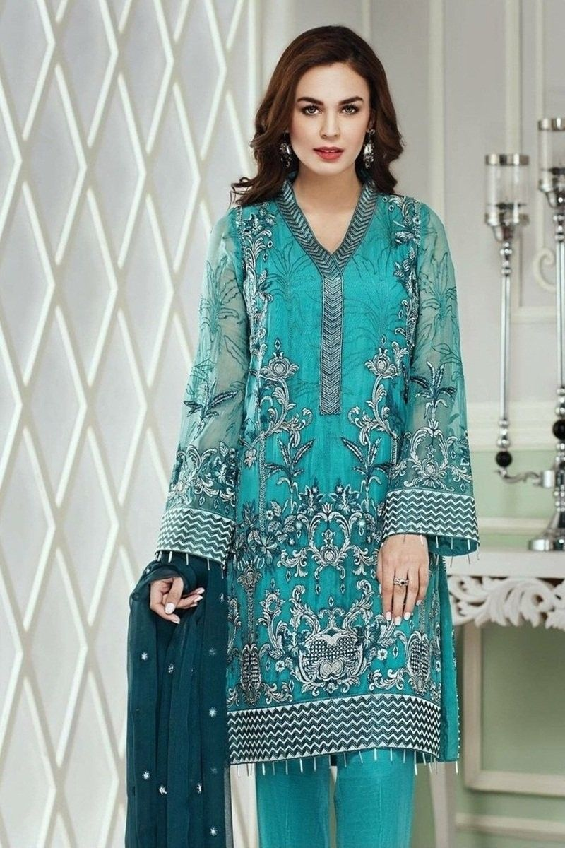 Helpline Whatsapp 923008777244 Lawn Summer19 Chenabstuff Nishat Mariab Unstitched Pakistanidresses Clothes Designer Fa Chiffon Pakistani Dresses Fashion Design