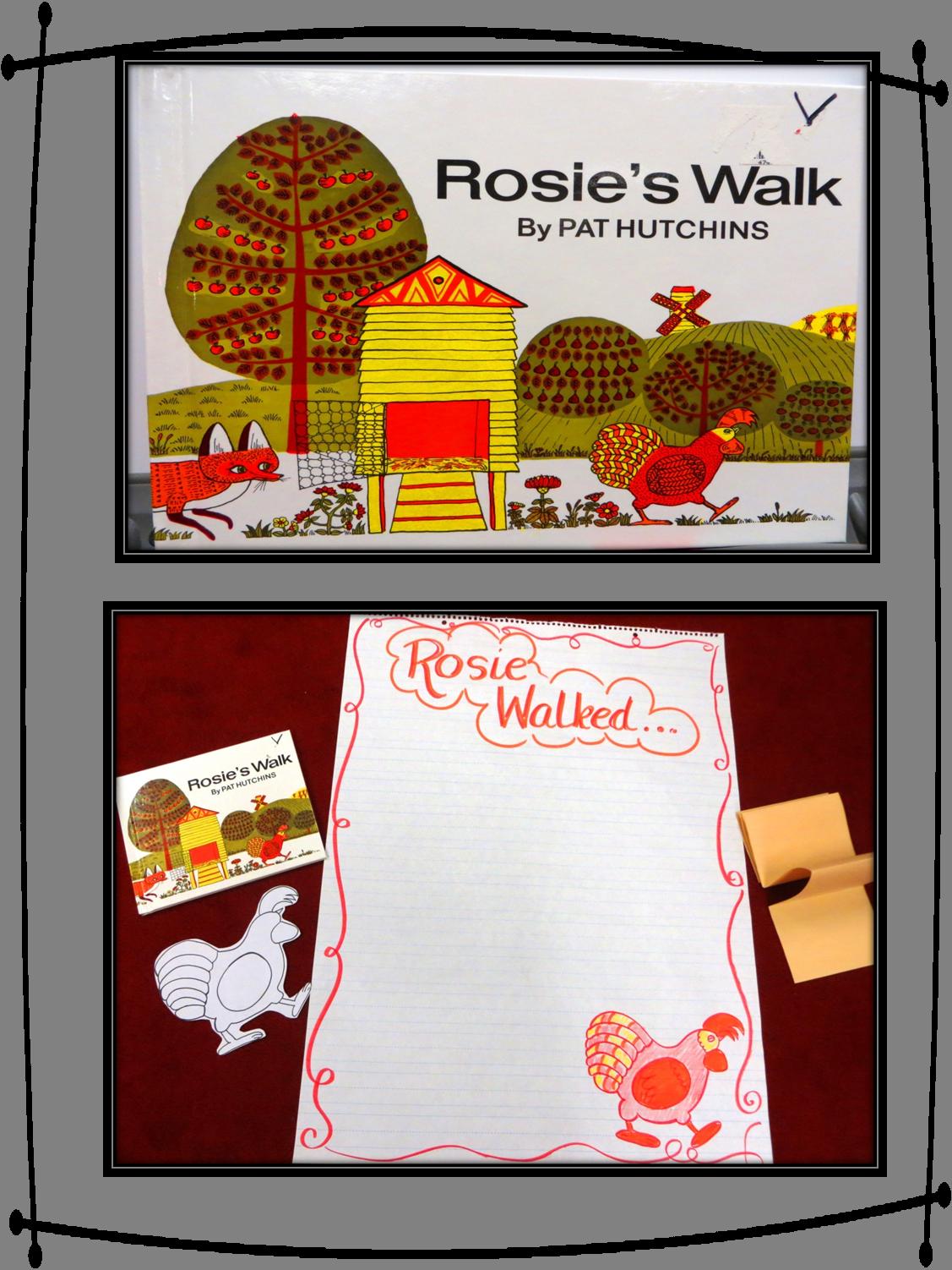 First Grade Wow Understanding Community Through Rosie S