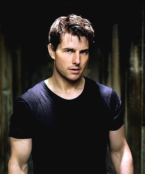 Tom Cruise Tom Cruise Touched By An Angel Mens Tshirts
