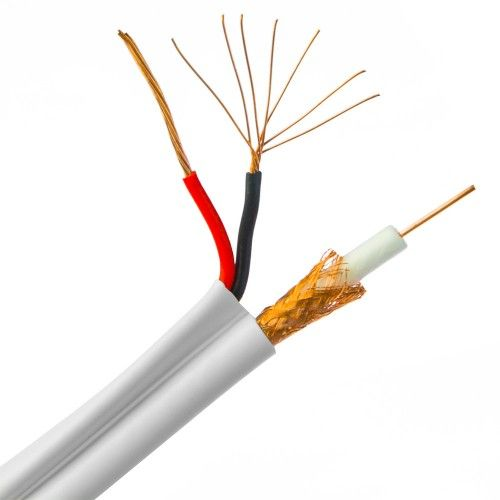 Pin On Rg59 Bulk Cable