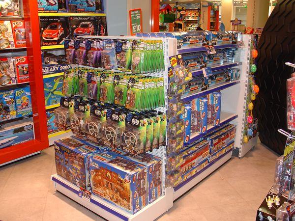 Supermarket Design | Toys U0026 Games Areas | Retail Design | HMY Radford