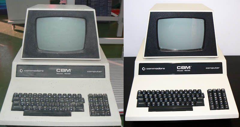 Historia y restauración de un commodore CBM (Pet) | Retrocomputing ...