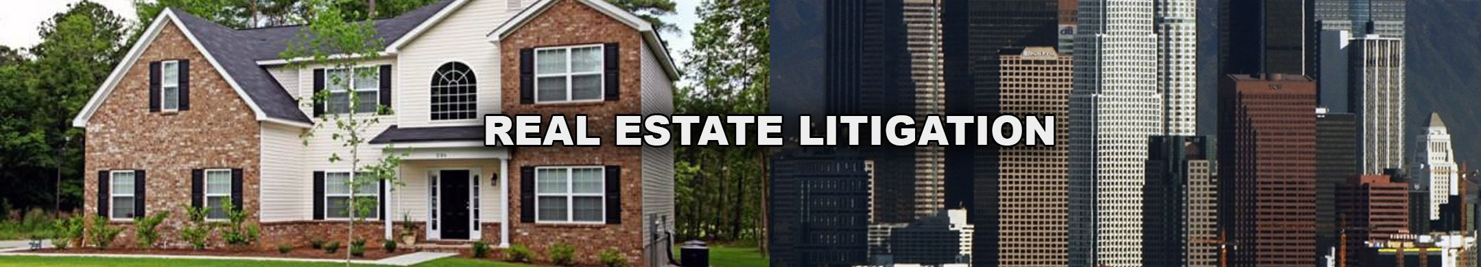 Real Estate Litigation Is One Of The Services We Provide We Have Many Years Of Winning Experience In A Wide Range Of R Litigation Real Estate Foreclosures