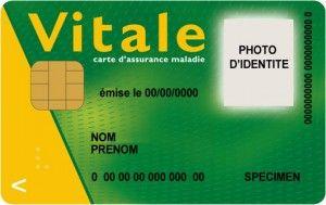 Une Carte Vitale Pour Les Retraites Francais Et Franco Libanais Vivant Au Liban Carte Vitale Carte Europeenne Implants Dentaires