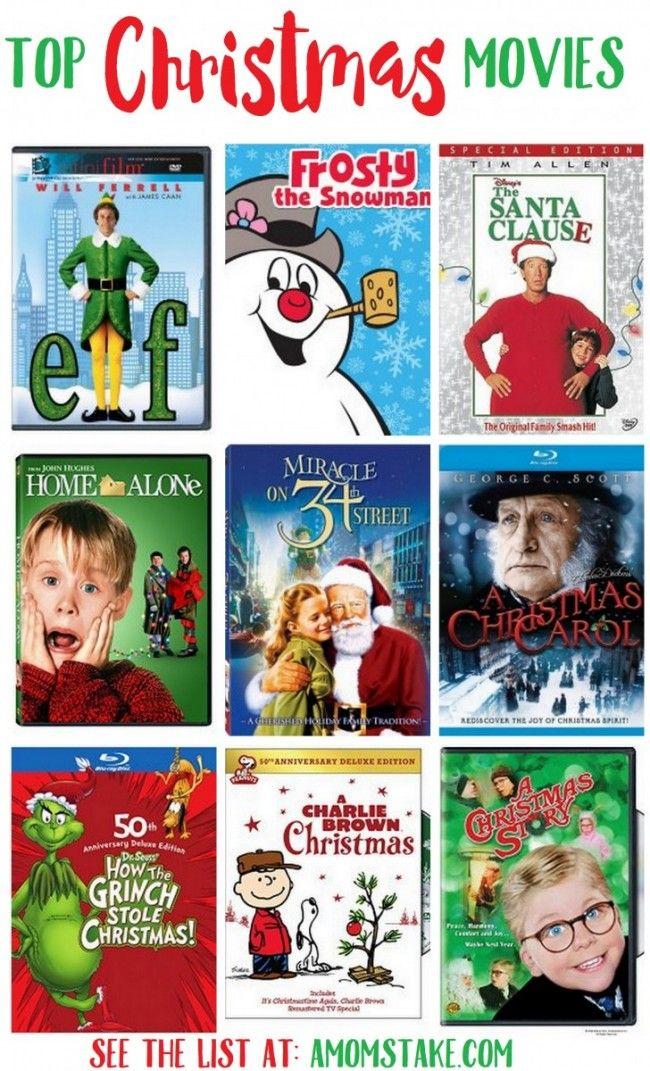 Save Money On Christmas Six Top Tips A Mom S Take Christmas Movies List Christmas Movies Christmas Movie Night