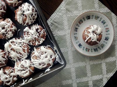 Diana Takes a Bite: Cinnamon Roll Cookies: Relentless obsession, channeled deliciously