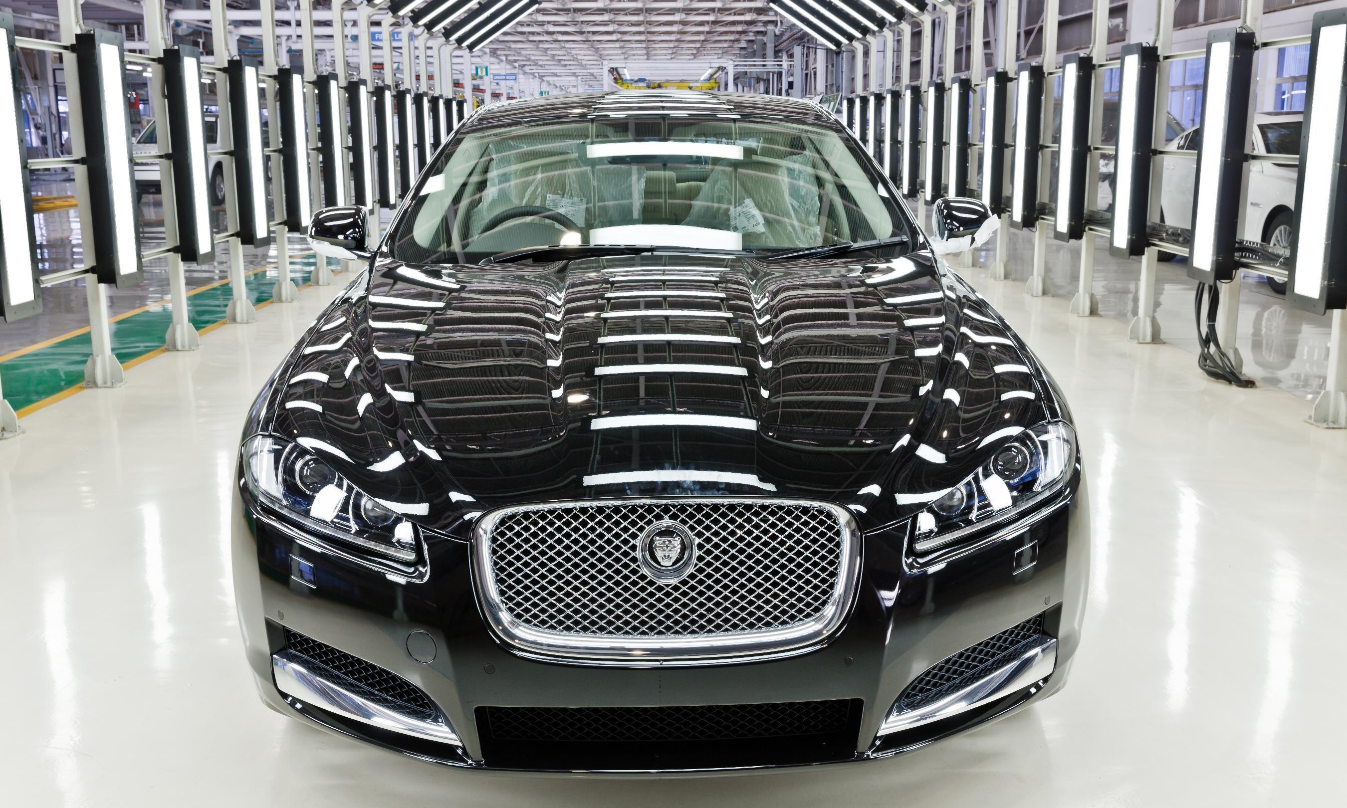 New Jaguar XF British-built compact saloon | Cars | Life &amp- Style ...