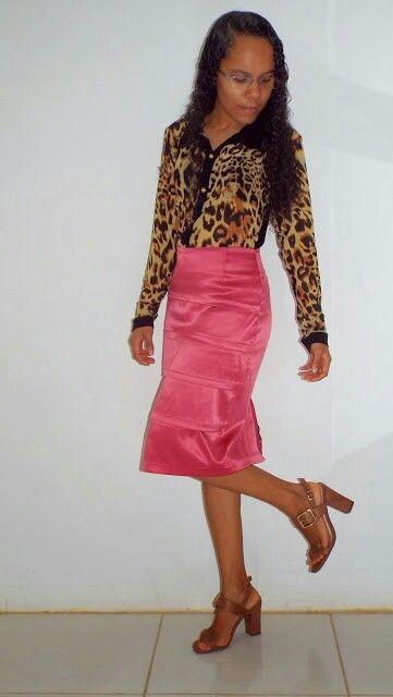 Onça + Pink