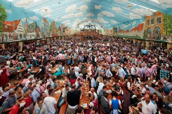 Best Way To Celebrate The Largest Oktoberfest In Munich Germany With Images Oktoberfest Munich Oktoberfest Beer Festival