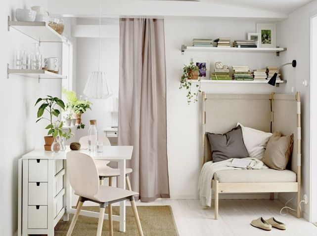 comment bien am nager un coin lecture elle d coration chambre bedroom pinterest. Black Bedroom Furniture Sets. Home Design Ideas
